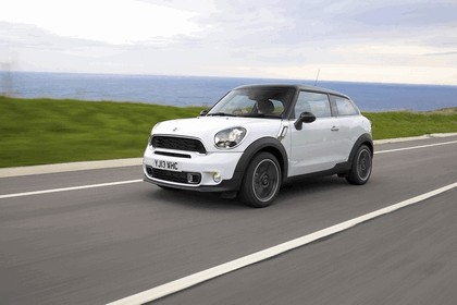 2013 Mini Paceman Cooper S - UK version 128