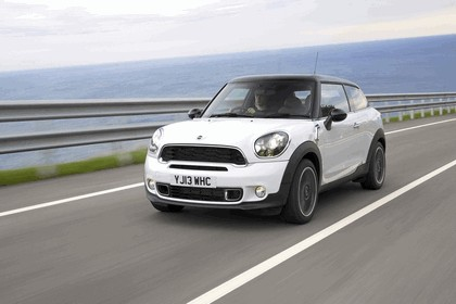 2013 Mini Paceman Cooper S - UK version 129