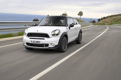 2013 Mini Paceman Cooper S - UK version 130