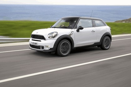 2013 Mini Paceman Cooper S - UK version 131