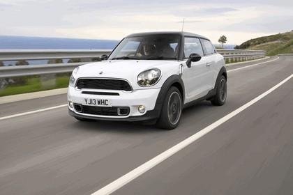 2013 Mini Paceman Cooper S - UK version 132
