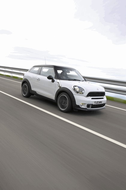 2013 Mini Paceman Cooper S - UK version 134
