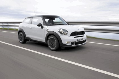 2013 Mini Paceman Cooper S - UK version 135