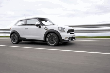 2013 Mini Paceman Cooper S - UK version 136