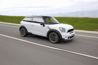 2013 Mini Paceman Cooper S - UK version 137