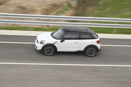 2013 Mini Paceman Cooper S - UK version 138