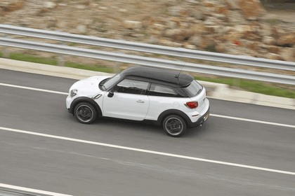 2013 Mini Paceman Cooper S - UK version 139