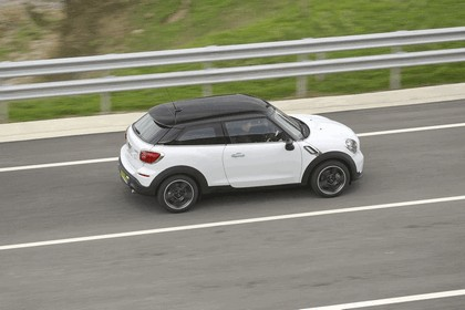 2013 Mini Paceman Cooper S - UK version 140