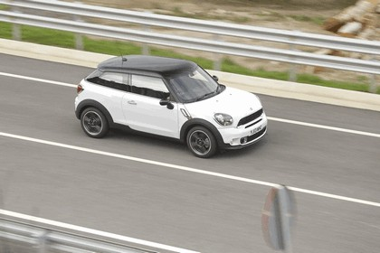 2013 Mini Paceman Cooper S - UK version 141