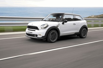 2013 Mini Paceman Cooper S - UK version 142