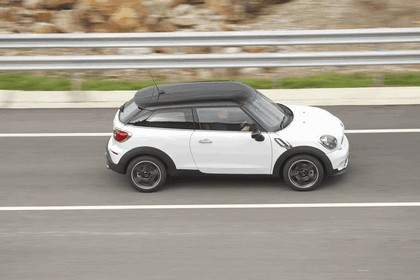 2013 Mini Paceman Cooper S - UK version 143