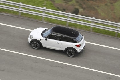 2013 Mini Paceman Cooper S - UK version 146