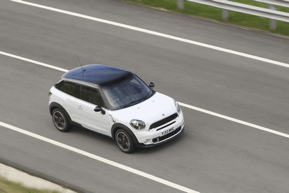 2013 Mini Paceman Cooper S - UK version 147