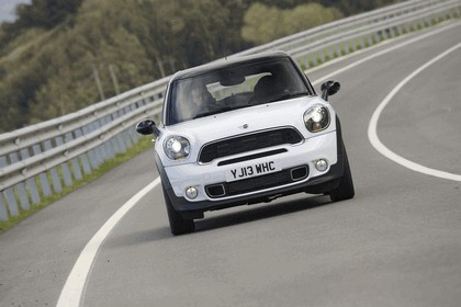 2013 Mini Paceman Cooper S - UK version 148