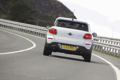 2013 Mini Paceman Cooper S - UK version 149