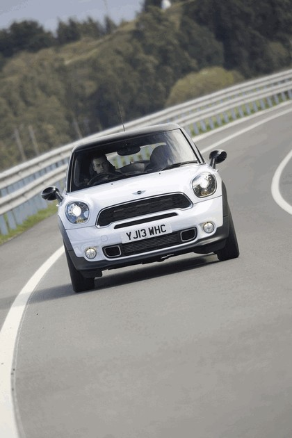 2013 Mini Paceman Cooper S - UK version 150
