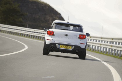 2013 Mini Paceman Cooper S - UK version 153
