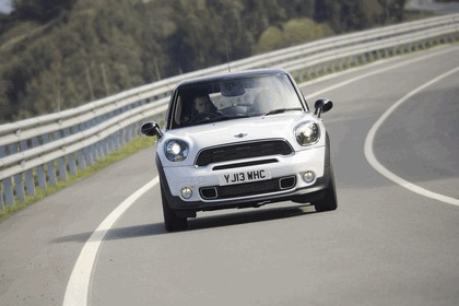 2013 Mini Paceman Cooper S - UK version 154