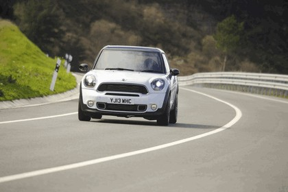 2013 Mini Paceman Cooper S - UK version 155