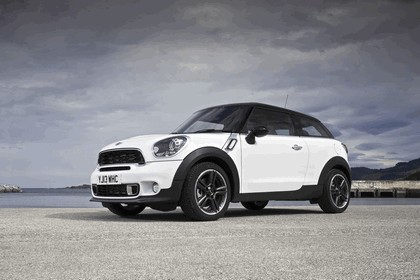 2013 Mini Paceman Cooper S - UK version 157