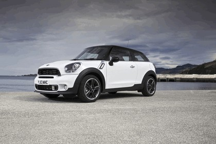 2013 Mini Paceman Cooper S - UK version 158