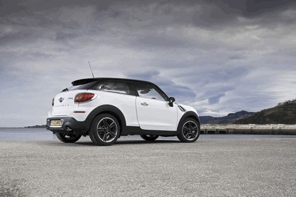 2013 Mini Paceman Cooper S - UK version 159