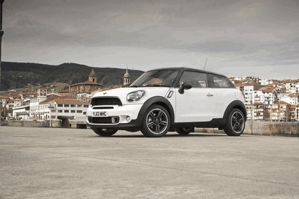 2013 Mini Paceman Cooper S - UK version 160