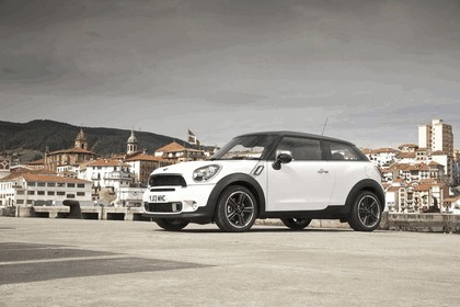 2013 Mini Paceman Cooper S - UK version 161