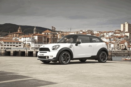 2013 Mini Paceman Cooper S - UK version 162