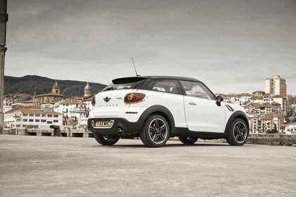 2013 Mini Paceman Cooper S - UK version 164