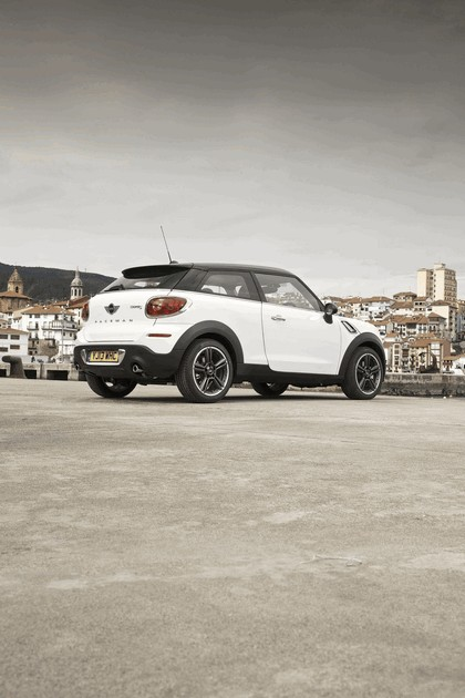 2013 Mini Paceman Cooper S - UK version 165
