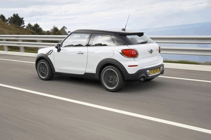 2013 Mini Paceman Cooper S - UK version 166