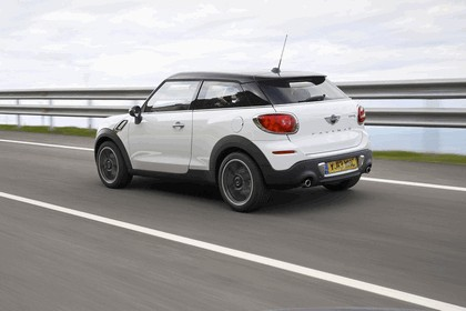 2013 Mini Paceman Cooper S - UK version 167