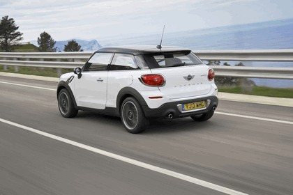 2013 Mini Paceman Cooper S - UK version 168