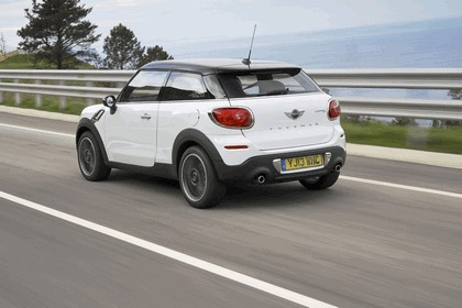 2013 Mini Paceman Cooper S - UK version 169