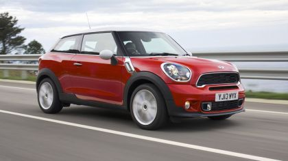 2013 Mini Paceman Cooper S - UK version 6