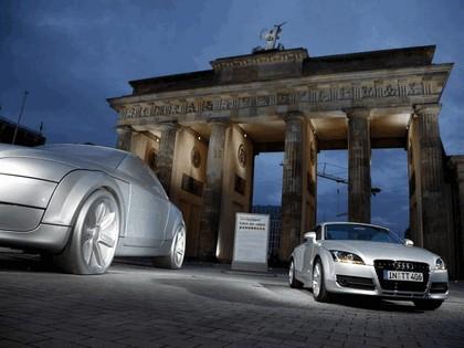 2007 Audi TT quattro 12