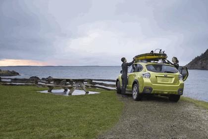 2013 Subaru XV Crosstrek Hybrid - USA version 9