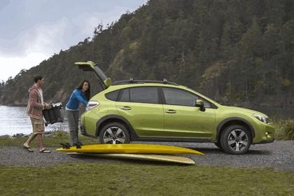 2013 Subaru XV Crosstrek Hybrid - USA version 11
