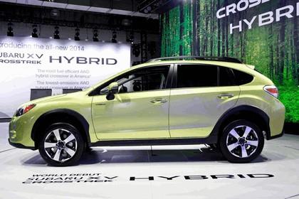 2013 Subaru XV Crosstrek Hybrid - USA version 16