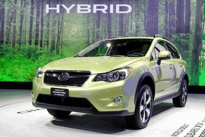 2013 Subaru XV Crosstrek Hybrid - USA version 17