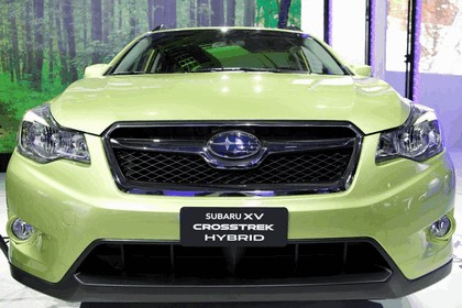 2013 Subaru XV Crosstrek Hybrid - USA version 18