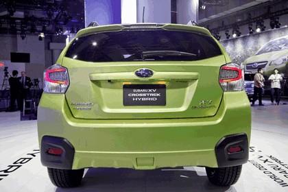 2013 Subaru XV Crosstrek Hybrid - USA version 19