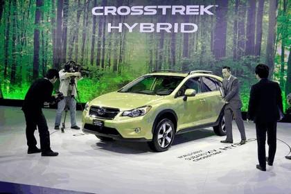 2013 Subaru XV Crosstrek Hybrid - USA version 20
