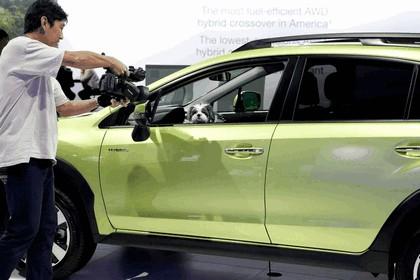 2013 Subaru XV Crosstrek Hybrid - USA version 22
