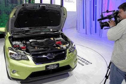 2013 Subaru XV Crosstrek Hybrid - USA version 23
