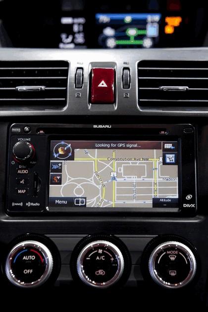 2013 Subaru XV Crosstrek Hybrid - USA version 29