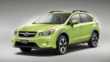2013 Subaru XV Crosstrek Hybrid - USA version 2