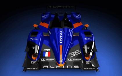 2013 Alpine n.36 Le Mans 2