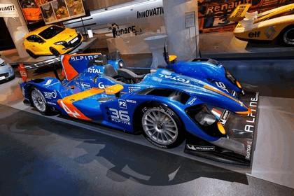 2013 Alpine n.36 Le Mans 3